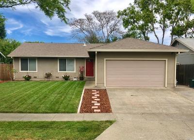 Napa Single Family Home For Sale: 4460 Meadowlark Drive