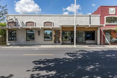 Napa County Commercial Contingent-Show: 1556 1st Street #104