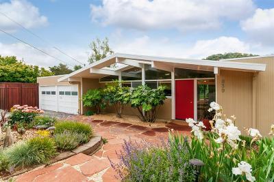 San Rafael Single Family Home For Sale: 839 Greenberry Lane