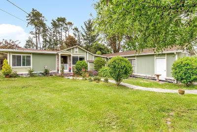 Sebastopol Multi Family 2-4 For Sale: 4321 Daywalt Road