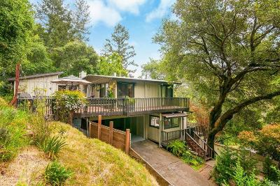 Woodacre Single Family Home Contingent-Show: 36 Madrone Avenue