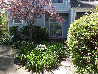 Santa Rosa Condo/Townhouse For Sale: 5169 Firestone Place