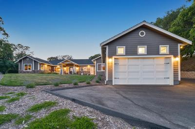 Fairfield Single Family Home For Sale: 4634 Green Valley Road