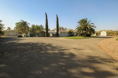 Vacaville CA Single Family Home For Sale: $869,950