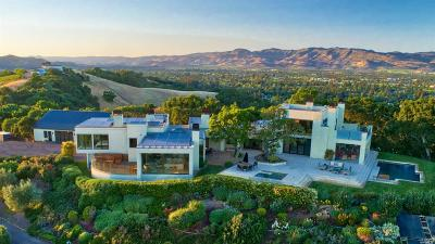 Napa Single Family Home For Sale: 3100 Old Sonoma Road
