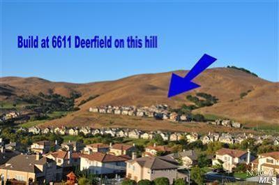 Vallejo Residential Lots & Land For Sale: 6611 Deerfield Drive