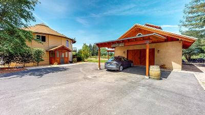 Napa CA Single Family Home For Sale: $2,750,000