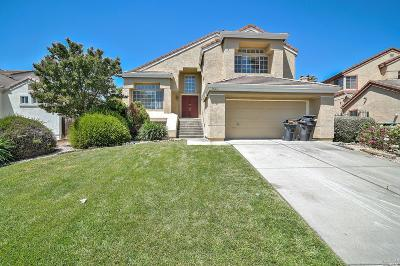 Fairfield Single Family Home For Sale: 2862 Conifer Drive