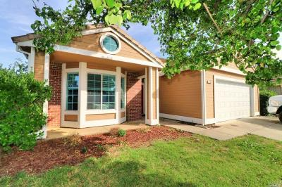 Dixon Single Family Home For Sale: 1795 Mistler Street