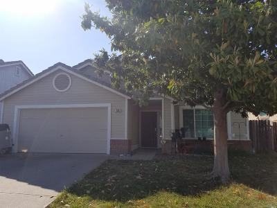 Dixon Single Family Home For Sale: 800 Evans Road