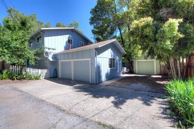 Fairfax Multi Family 2-4 For Sale: 11 Marin Road