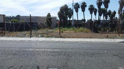 Vallejo Residential Lots & Land For Sale: 245 Couch Street