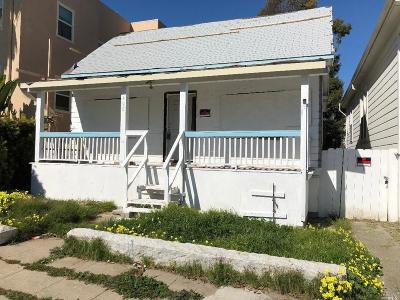 Vallejo Single Family Home For Sale: 426 Capitol Street