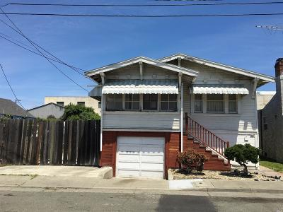 Vallejo Single Family Home For Sale: 736 Arkansas Street