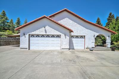 Fairfield Single Family Home For Sale: 3131 Orchard View Drive