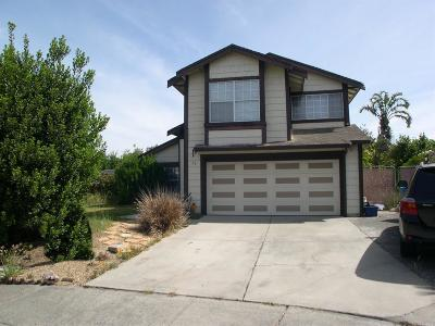 Vallejo Single Family Home For Sale: 33 Canterbury Circle