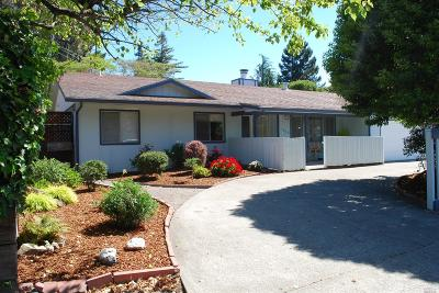 Novato Single Family Home For Sale: 1634 Center Road