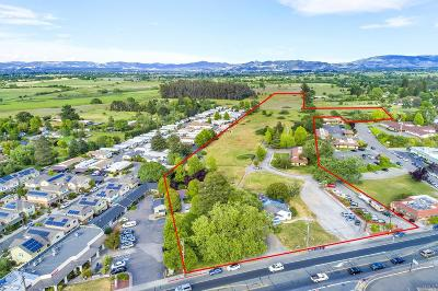 Sebastopol CA Commercial For Sale: $2,800,000