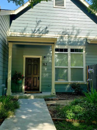 Winters Single Family Home Contingent-Show: 512 East Main Street