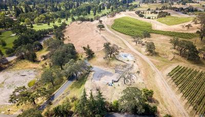 Napa Residential Lots & Land For Sale: 1877 Atlas Peak Road