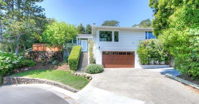 Marin County Single Family Home For Sale: 5 Almenar Drive