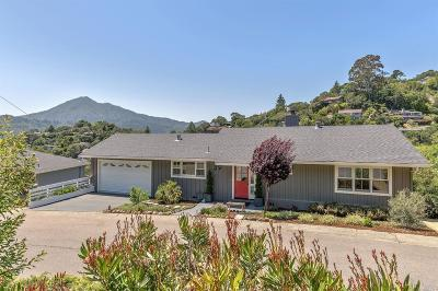 Greenbrae Single Family Home Contingent-Show: 39 Cielo Drive