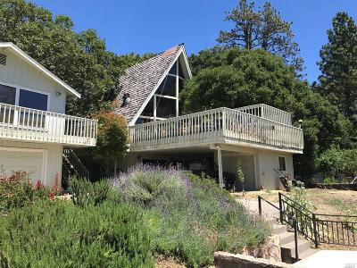 Angwin Single Family Home For Sale: 277 Luring Pines Drive