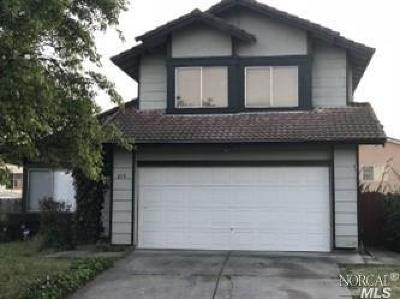 Vallejo Single Family Home For Sale: 219 Catalina Way