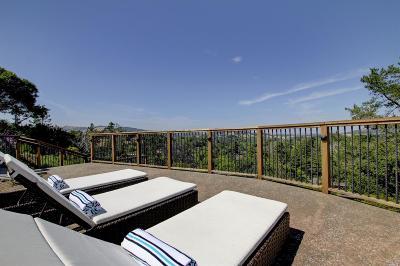 San Rafael Single Family Home For Sale: 35 Oak View Drive