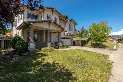 Ukiah Single Family Home For Sale: 470 Beltrami Drive