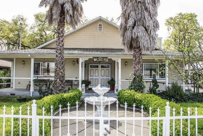 Sonoma Single Family Home For Sale: 425 Arbor Avenue