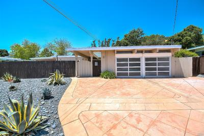 San Rafael Single Family Home For Sale: 528 Appleberry Drive