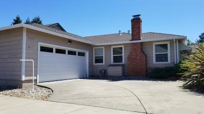 Santa Rosa Single Family Home For Sale: 2421 Guerneville Road