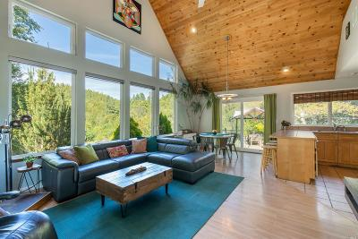 Sonoma County Single Family Home For Sale: 1300 Niestrath Road