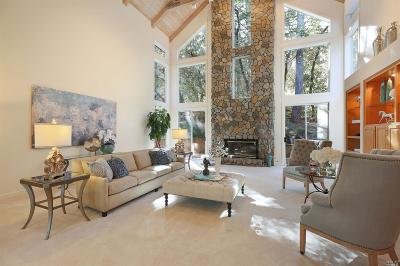 Sonoma County Single Family Home For Sale: 2809 Canyonside Drive