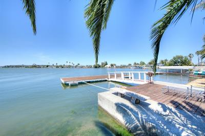 Single Family Home For Sale: 1087 Bel Marin Keys Boulevard
