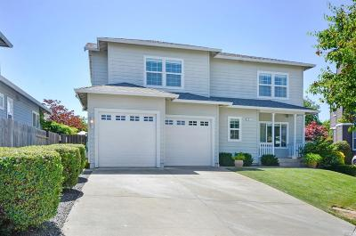 Napa Single Family Home For Sale: 5 Moss Court