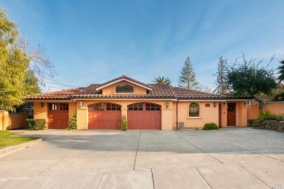 Single Family Home For Sale: 702 Tamalpais Avenue
