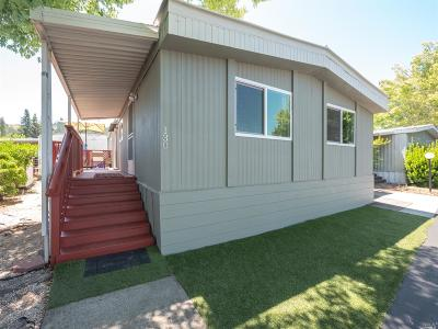 Calistoga Mobile Home For Sale: 2412 Foothill Boulevard #130, 130