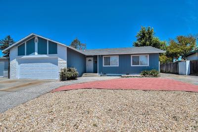 Cotati, Rohnert Park Single Family Home For Sale: 190 Alma Avenue