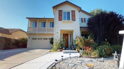 Fairfield Single Family Home For Sale: 728 Castelli Court