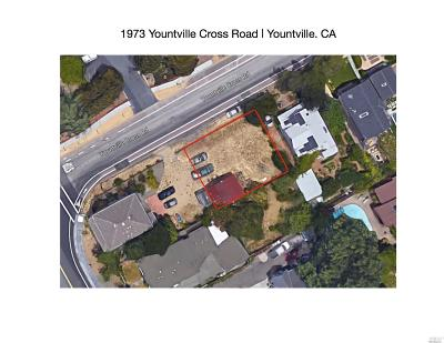 Yountville Residential Lots & Land For Sale: 1973 Yountville Cross Road