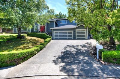 Single Family Home For Sale: 5 Savanna Court