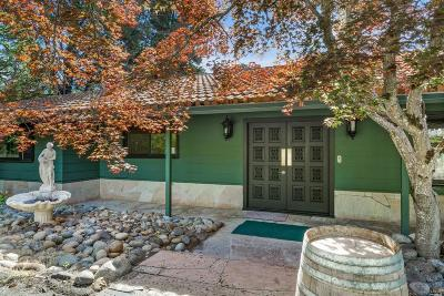 Santa Rosa Single Family Home For Sale: 872 Wildwood Trail