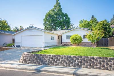 Napa Single Family Home For Sale: 3690 Columbia Drive
