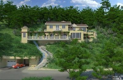 Marin County Residential Lots & Land For Sale: 202 Hillside Drive