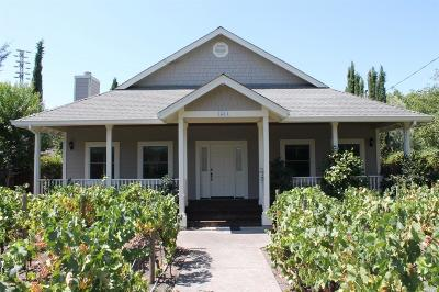 St. Helena Single Family Home For Sale