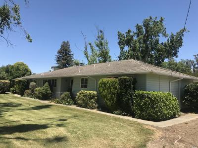 Healdsburg Single Family Home For Sale: 12728 Old Redwood Highway