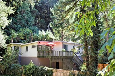Guerneville Single Family Home For Sale: 15083 Leasowe Lane