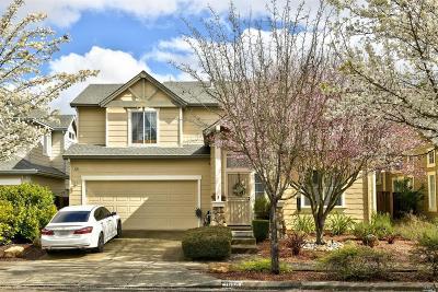 Healdsburg Single Family Home For Sale: 1684 Canyon Run